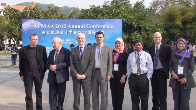 APMAA 2012 Xiamen China