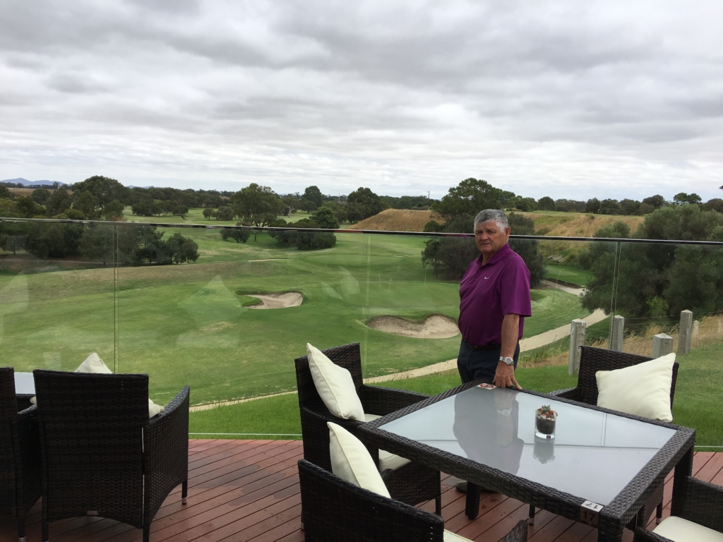 President Werribee Park Golf Club - Bill Kennedy